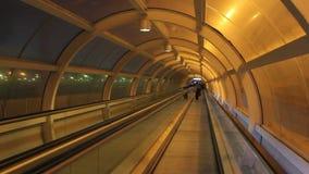Túnel del transportador metrajes