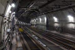 Túnel do metro Fotos de Stock