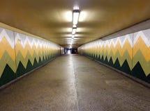 Túnel em Hong Kong foto de stock royalty free