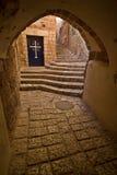 Túnel en Jaffa Foto de archivo