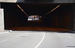 Túnel na cidade Imagens de Stock