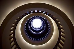 Túnel no céu Imagem de Stock Royalty Free