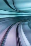 Túnel NYC del subterráneo Fotografía de archivo libre de regalías
