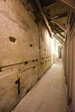 Túnel occidental de la pared Imagen de archivo libre de regalías