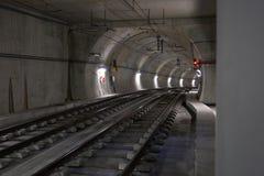 Túnel subterrâneo foto de stock royalty free