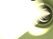 Túnel - trajeto do sucesso Fotografia de Stock