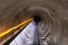 Túnel viejo Imagenes de archivo