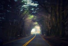 Túnel Vision Fotografía de archivo