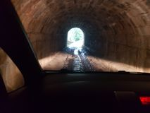 Túnel Vision foto de archivo libre de regalías