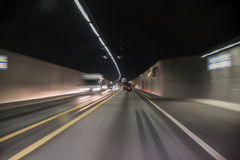 Túnel Vision Fotos de archivo
