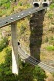 Túnel y carretera Fotografía de archivo