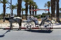 Túnez, coche Fotografía de archivo