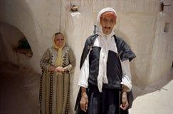 Túnez. Mujeres del touareg de Matmata Foto de archivo libre de regalías