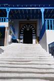 Túnez. Sidi Bou Said Imagen de archivo libre de regalías