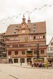 Tübinga, Allemagne photographie stock libre de droits