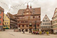 Tübingen, Duitsland royalty-vrije stock afbeeldingen