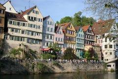 Tübingen, Duitsland stock afbeelding