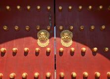 Tür Lizenzfreie Stockbilder
