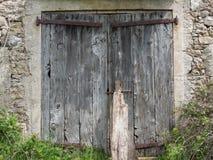 Tür Stockbild
