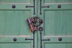 Tür lizenzfreies stockbild