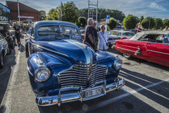 1941 2 Tür Buick acht Sedanette Lizenzfreie Stockbilder