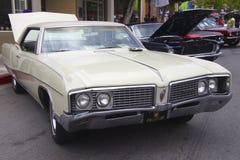 Tür 2 Buicks Electra 1968 Lizenzfreies Stockbild