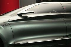 Tür-Citroen-Konzept-Auto lizenzfreies stockbild