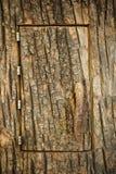 Tür in den Baum Lizenzfreie Stockfotos