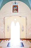 Tür der Kirche Lizenzfreie Stockfotos