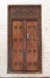 Tür in der Steinstadt, Sansibar, Tansania Stockfotos