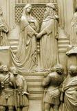 Tür des Paradieses, Florenz, Italien V Lizenzfreie Stockbilder