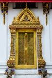 Tür des Tempels Lizenzfreie Stockfotos