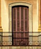 Tür-Detail Lizenzfreie Stockfotografie