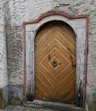 Tür in einer Kirche in Engen in Deutschland Stockbilder