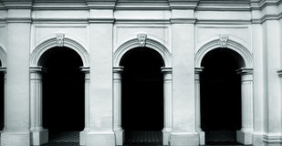 Tür-Europa-Art Lizenzfreie Stockfotos