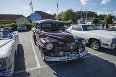 Tür-Hard-top 1948 Ford Mercury Eights 2 Stockfotografie