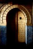 Tür im tunisi Stockbild