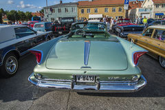 Tür-Kabriolett 1960 Chrysler-New- Yorker2 Lizenzfreies Stockfoto