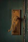 Tür-Knopf Lizenzfreie Stockfotos