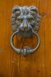 Tür-Knopf Stockbild