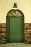 Tür mit Licht Stockbilder