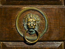 Tür nob Lizenzfreies Stockbild