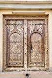Tür-Oase Al Haway Lizenzfreies Stockbild