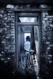Tür-Ruine Lizenzfreie Stockfotografie