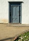 Tür, südwestliche Architektur Lizenzfreies Stockfoto