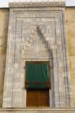 Tür-Schritt der alten Moschee Lizenzfreies Stockbild