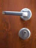 Tür und Tasten zu Ihrem neuen Haus stockbilder