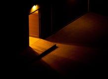 Tür von Gelegenheiten stockfotografie