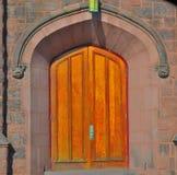 Tür zu Stockbild