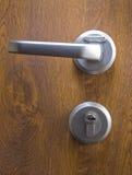 Tür zu Ihrem neuen Haus stockfotos